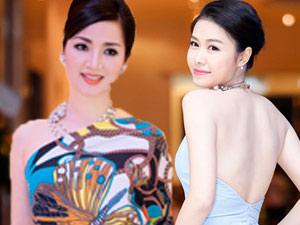 Bà xã Đăng Khôi mặc đẹp nhất tuần