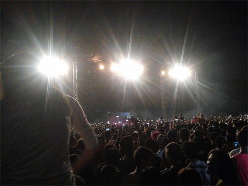 Hot girl chia sẻ về đêm nhạc của DJ số 1 thế giới - 10