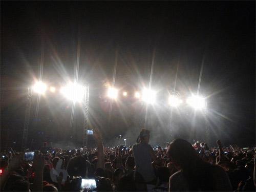 Hot girl chia sẻ về đêm nhạc của DJ số 1 thế giới - 8