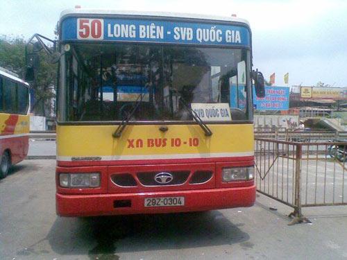 Tài xế xe bus được vinh danh Công dân Thủ đô ưu tú - 1