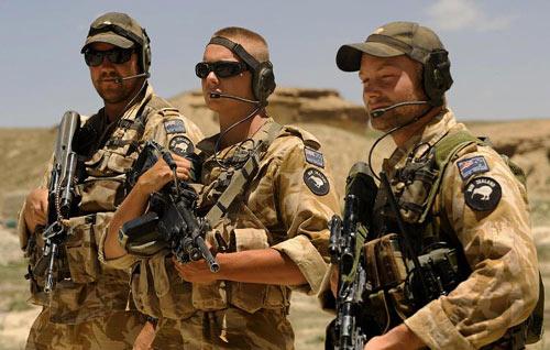 New Zealand xem xét điều đặc nhiệm SAS tấn công IS - 2