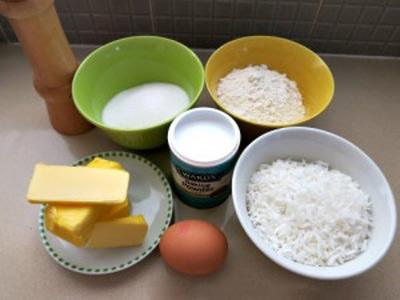 Cách làm bánh quy dừa tuyệt ngon - 2