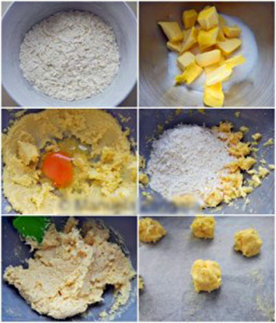 Cách làm bánh quy dừa tuyệt ngon - 3
