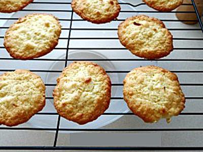 Cách làm bánh quy dừa tuyệt ngon - 4