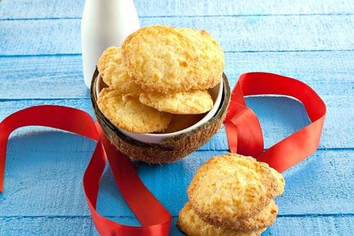 Cách làm bánh quy dừa tuyệt ngon - 5