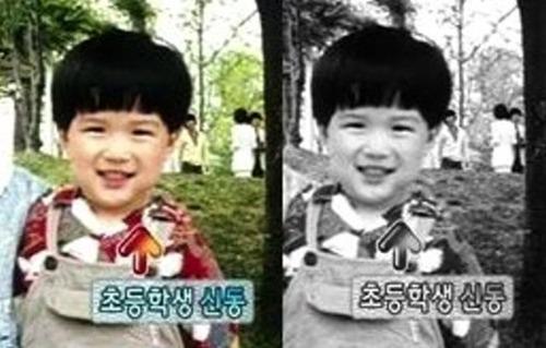 Ngắm ảnh ngày bé siêu dễ thương của Super Junior - 8
