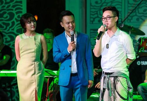 Văn Mai Hương đón sinh nhật bên 4 hot boy nhạc Việt - 12