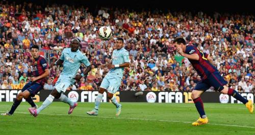 Messi nằm mơ cũng không nghĩ ghi được 400 bàn thắng - 1