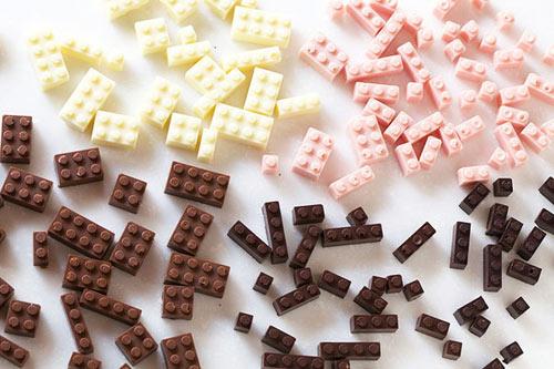 Những sáng tạo độc đáo từ socola - 3