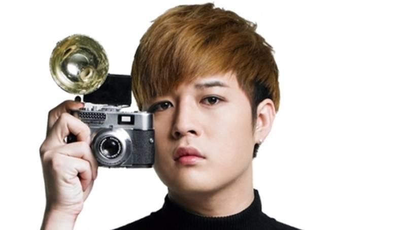 Ngắm ảnh ngày bé siêu dễ thương của Super Junior - 9