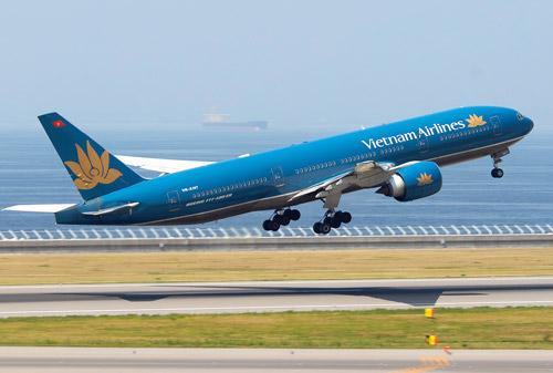 Phi công Pháp đình công ảnh hưởng 1.400 khách VNA - 1
