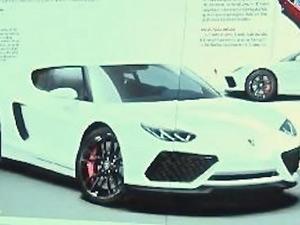 Siêu xe mới Lamborghini Asterion lộ diện