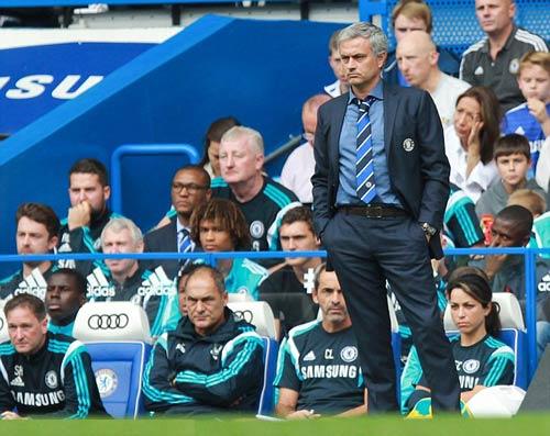 Mourinho lo cho các ngôi sao Samba của Chelsea - 1