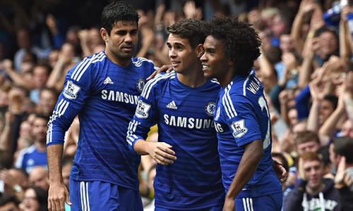 Mourinho lo cho các ngôi sao Samba của Chelsea - 2