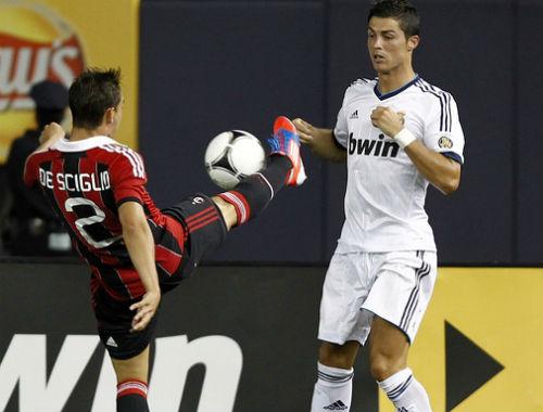 Tin HOT tối 29/9: Real chạm trán Milan tại Dubai - 1