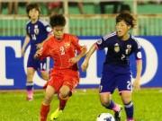 """Bóng đá - Nhật Bản: """"Hòn đá tảng"""" của tuyển nữ Việt Nam"""