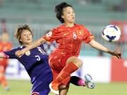 """Bóng đá - ĐT nữ VN - Nhật Bản: Ông Chung muốn tạo """"địa chấn"""""""