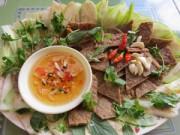 Về biển Sa Huỳnh ăn chả cá