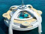 Tài chính - Bất động sản - 10 du thuyền siêu tưởng cho tương lai