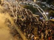 Tin tức trong ngày - Cảnh sát đàn áp cuộc biểu tình lớn nhất Hong Kong
