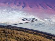 Du lịch - Đê chắn sóng xoắn ốc nghệ thuật ở Mỹ