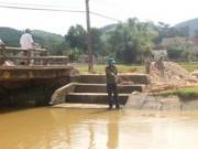 Tin tức trong ngày - Nghệ An: Phát hiện xác chết nổi lập lờ trên kênh nước