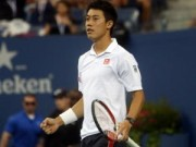 Thể thao - Nishikori tiến sát ATP World Tour Finals
