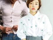 Thời trang - Những lỗi nên tránh để không xấu với sơ mi trắng