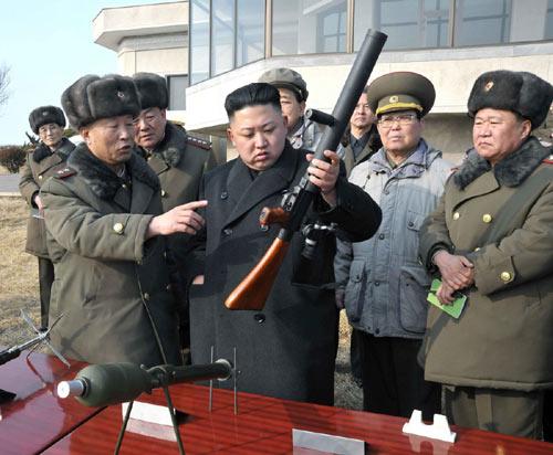 Rộ tin đồn quân đội Triều Tiên lật đổ Kim Jong-un - 1