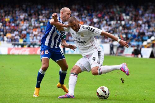 Real: Ronaldo săn kỷ lục, Benzema tìm niềm tin - 2