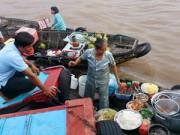Du lịch - Về với miền Tây mùa nước cạn
