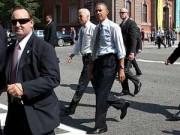 Tin tức trong ngày - Tính mạng Obama có an toàn trong tay mật vụ Mỹ?