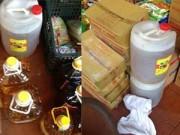 Sức khỏe đời sống - Tràn lan dầu ăn giá rẻ chưa kiểm định