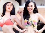 """Thời trang - Người đẹp Việt bị """"tuýt còi"""" vì đi thi chui"""