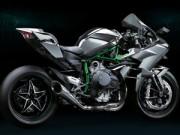 Bộ ảnh nóng Kawasaki Ninja H2R rò rỉ trước giờ G