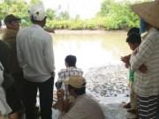 Cà Mau: Người đàn ông bán vé số nghi nhảy sông tự tử