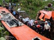 Xe khách rơi xuống vực:  Trách nhiệm thuộc về DN Sao Việt