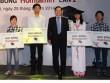 Lễ trao học bổng Homtamin lần 2 dành cho sinh viên Y – Dược