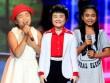 So sánh sức nóng của Top 3 The Voice Kids