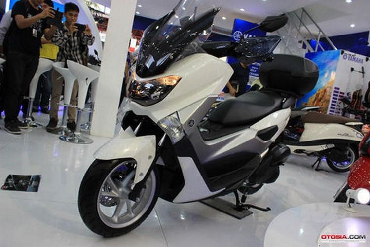 Yamaha NMAX phiên bản mới giá 38 triệu đồng ra mắt - 5