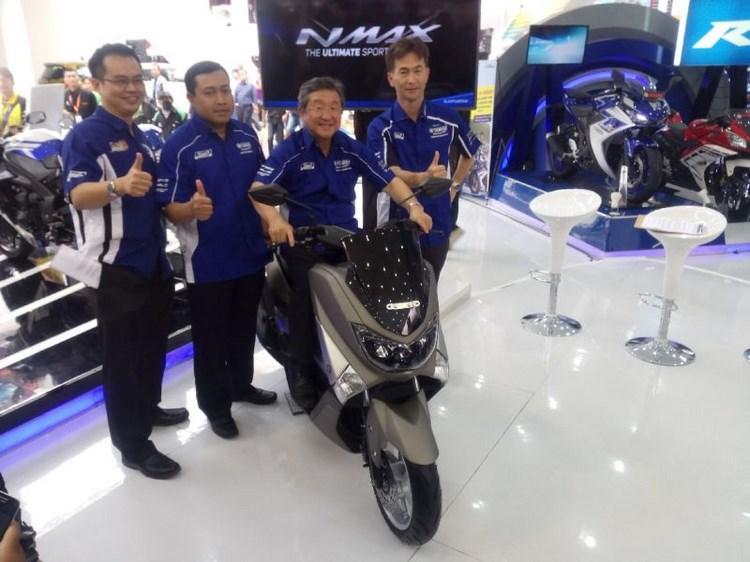 Yamaha NMAX phiên bản mới giá 38 triệu đồng ra mắt - 2