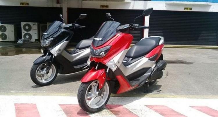 Yamaha NMAX phiên bản mới giá 38 triệu đồng ra mắt - 3