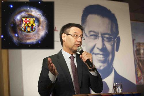 """""""Barca sẽ trở thành NASA của bóng đá"""" - 1"""