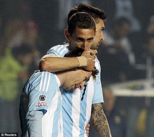 Argentina - Paraguay: Chiến thắng không tưởng - 1