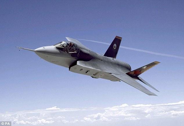 """Siêu chiến cơ F-35 bị """"bà già"""" F-16 đánh gục - 2"""