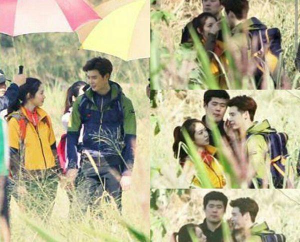 """""""Người tình hờ của Lee Min Ho"""" hẹn hò với bạn diễn - 4"""