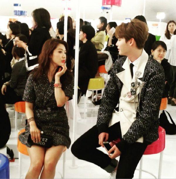 """""""Người tình hờ của Lee Min Ho"""" hẹn hò với bạn diễn - 9"""