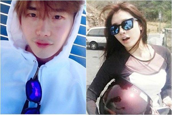 """""""Người tình hờ của Lee Min Ho"""" hẹn hò với bạn diễn - 8"""