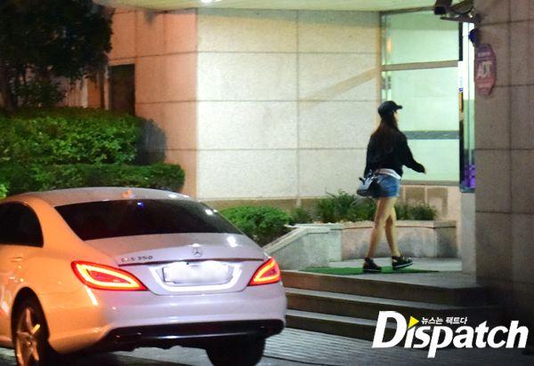 """""""Người tình hờ của Lee Min Ho"""" hẹn hò với bạn diễn - 12"""