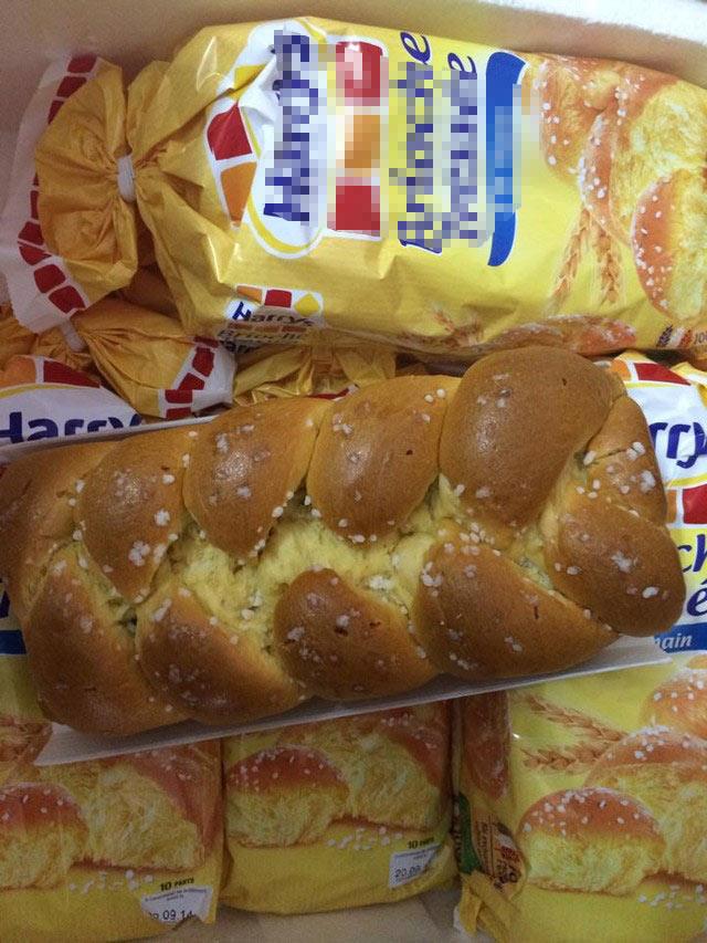 Sửng sốt bánh mì nhà giàu 250.000 đồng/chiếc - 1